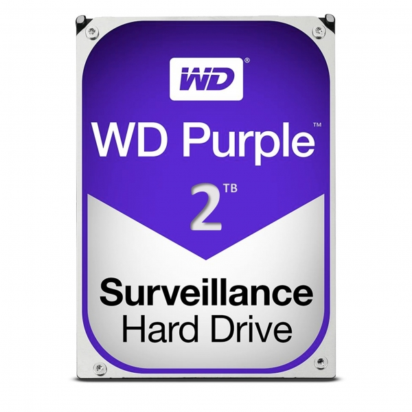 WD2000 HDD Speicher 2TB