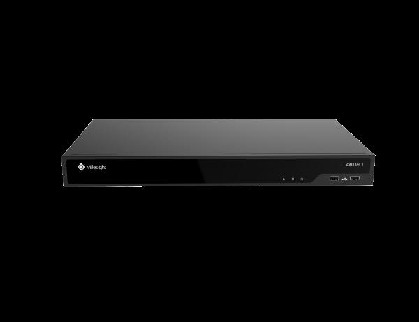 N5008-UPT 4K/H.265 PoE NVR