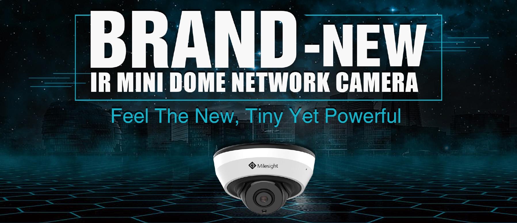 IR Mini Dome II