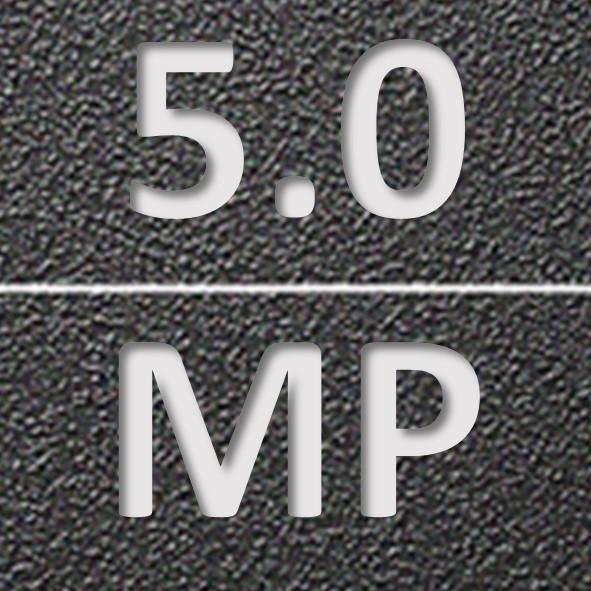 5.0 MP